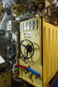 nickel alloy in submarine